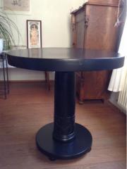 Tisch, rund, Jugendstil