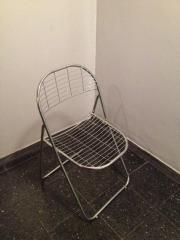 Tisch, Stuhl, Lattenroste