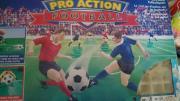 Tischfußball Fußballfeld mit Spieler Football