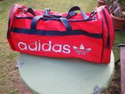 tolle Vintage Sporttasche