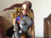Tomb Raider Figur!!