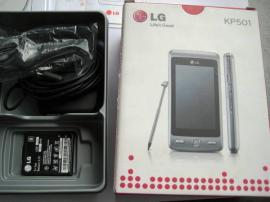 Touchscrenn-Handy LG KP501: Kleinanzeigen aus Gründau - Rubrik LG Handy