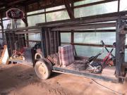 Traktorrolle Anhänger Rolle