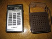 Transistorradio Radio von Sanyo uralt