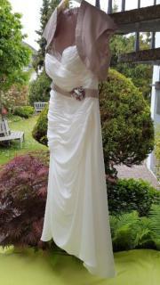 Traumhaftes Brautkleid Gr.