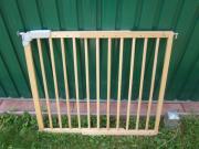 Treppenschutzgitter Schwenkgitter Gitter