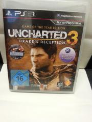 Uncharted 3 Game