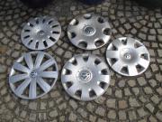 unterschiedliche VW Blenden
