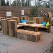 Unterwasserholz gartenset Hannover - Robust und