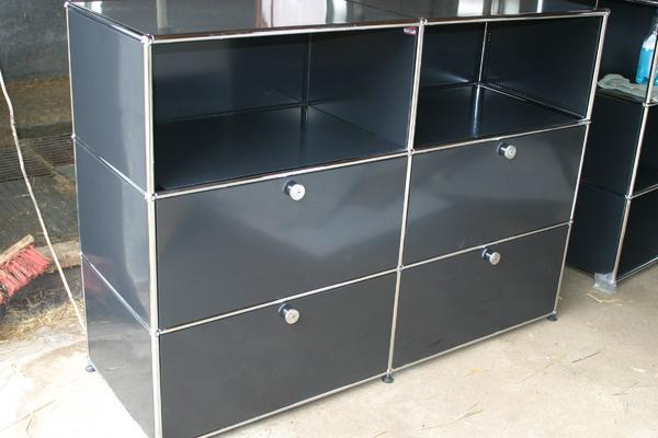 usm haller lowboard gebraucht kaufen nur 2 st bis 75 g nstiger. Black Bedroom Furniture Sets. Home Design Ideas