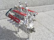 V8 Modellmotor, 4takt-
