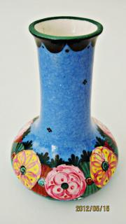 Vase asiatischer Stil