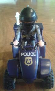 Verkauf Playmobil Polizeifahrzeug