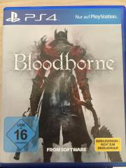 Verkaufe Bloodborne PS4