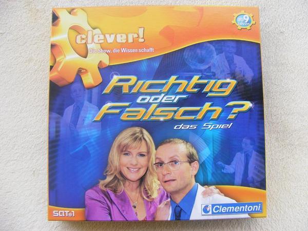 Verkaufe clever - Richtig oder Falsch -