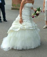 Verkaufe Traumhaftes Brautkleid gr 36