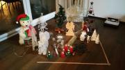 Verkaufe Weihnachtsdecko