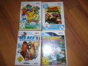 Verkaufe Wii- Spiele