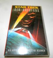 Verschiedene VHS Kassetten Star Trek