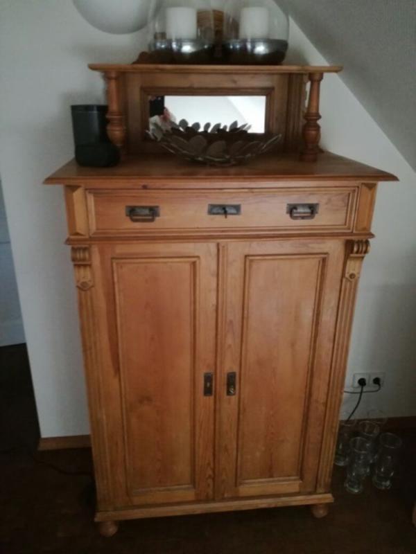 vertico aus holz in karlsruhe stilm bel bauernm bel kaufen und verkaufen ber private. Black Bedroom Furniture Sets. Home Design Ideas