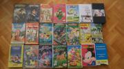 VHS Kassetten divers