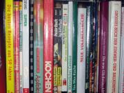 Viele Bücher aller