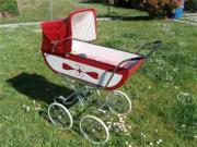 Vintage Puppenwagen 60-