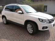 VW Tiguan Track &