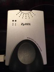 W-Lan USB Adapter Zyxel