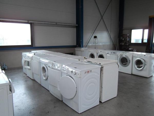 Waschmaschinen trockner spülmaschinen e herde kühl gefrierschränke