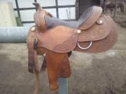 Westernsattel 4H Saddlery