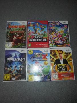 Bild 4 - Wii Konsole 8 Spiele Balanceboard - Hohenems