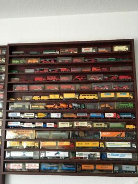 Modellautos - Wiking Modelautos Sammlung