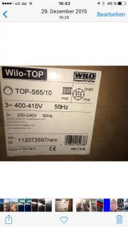 Wilo Top S