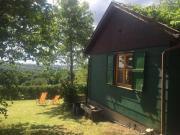 Wochenendhaus in Aussichtslage