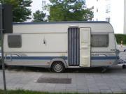 Wohnwagen Fendt Platin