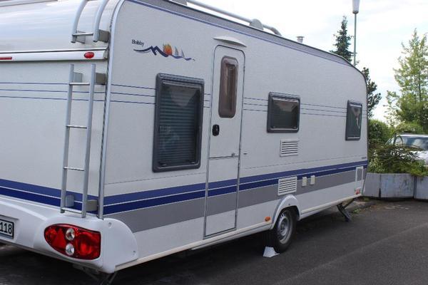 Wohnwagen Hobby Kmfe 560 Ausstattung Exclusiv
