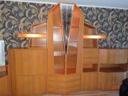 Wohnwand / Wohnzimmermöbel / Wohnzimmerschrank