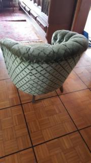 Konstanz Wollmatingen Polster Sessel Couch