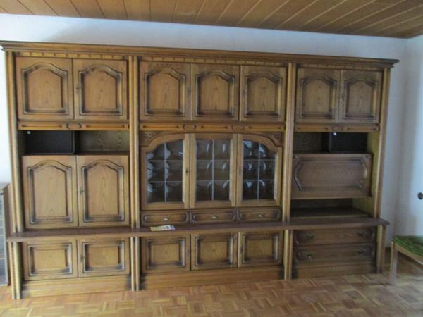 Wohnzimmerschrank Rustikal Neu Und Gebraucht Kaufen Bei Dhd24