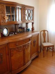 wohnzimmerschrank eiche massiv haushalt m bel gebraucht und neu kaufen. Black Bedroom Furniture Sets. Home Design Ideas