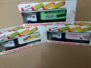 Wrigley trucks