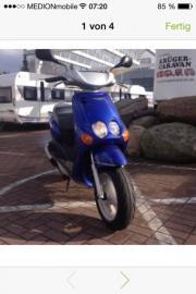 Yamaha MBK Ovetto