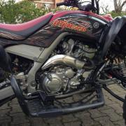 Yamaha YFM 700