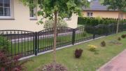 Zaune aus Polen,