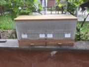 Zuchtboxen aus Holz