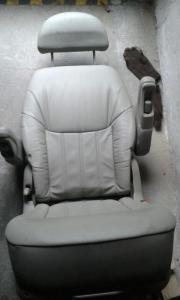 Zwei Autositze