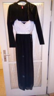 Zwei Teiler Abendkleid