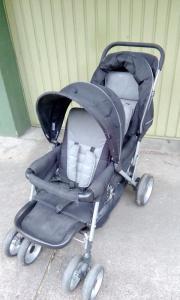 Zwillingskinderwagen ABC Design