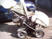Zwillingskinderwagen -Verschiedene 3-